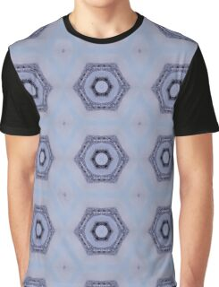 Kaleidosnow Scene #1 Graphic T-Shirt