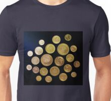 Mexican Gold / Oro Mexicano Unisex T-Shirt