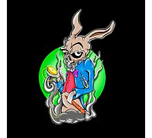 Rabbit from hell Photographic Print