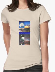 A lif in balance  Womens Fitted T-Shirt