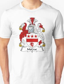 McCrae Coat of Arms / McCrae Family Crest T-Shirt