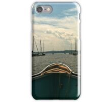 Blue Skies Ahead: Part 2 iPhone Case/Skin