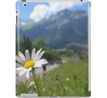 Lonely Flower iPad Case/Skin