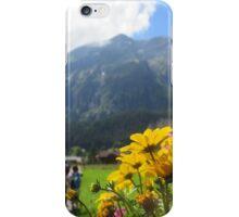 Farewell Journey iPhone Case/Skin