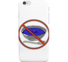 No Shark Fin Soup For You! iPhone Case/Skin