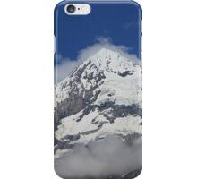 Swiss Alps iPhone Case/Skin