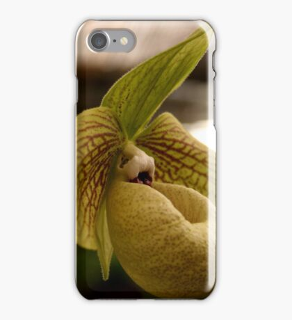 Lemon & Lime Orchid iPhone Case/Skin