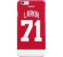 Detroit Red Wings Dylan Larkin Jersey Back Phone Case iPhone Case/Skin
