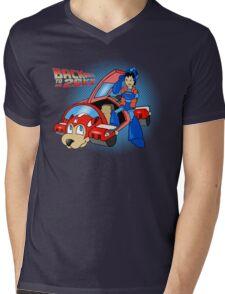 Back to 20XX Mens V-Neck T-Shirt