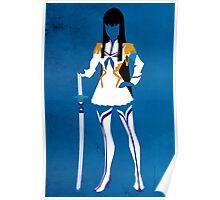 Satsuki Kiryuin Poster
