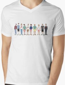 The Boys Mens V-Neck T-Shirt