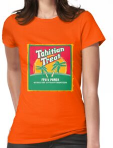 Fruit Punch Soda Womens Fitted T-Shirt