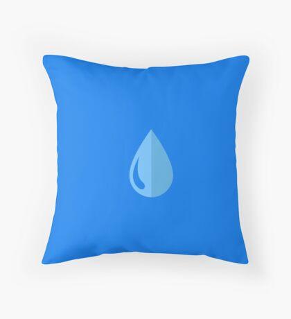 Pokemon Go - Water Type Throw Pillow