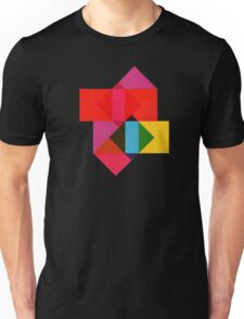 Abstract 1964 album cover design Unisex T-Shirt