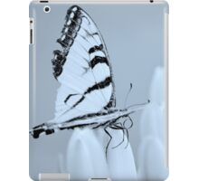 Swallowtail butterfly ~ on lily buds iPad Case/Skin