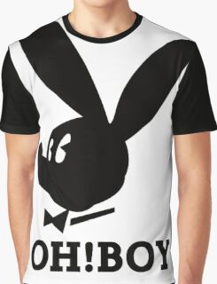 Oh!Boy Graphic T-Shirt