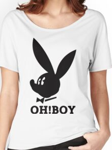 Oh!Boy Women's Relaxed Fit T-Shirt