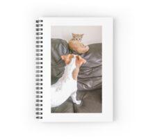 A rude awakening! Spiral Notebook