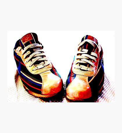 Custom Kicks, Nike Photographic Print