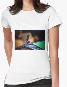 Studebaker Hood Ornament Womens Fitted T-Shirt