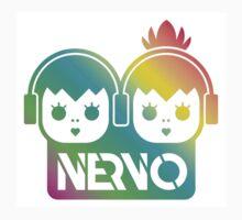 Nervo Logo One Piece - Short Sleeve