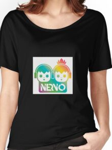 Nervo Logo Women's Relaxed Fit T-Shirt