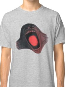 Screaming Face - The Wall Classic T-Shirt