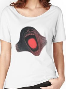 Screaming Face - The Wall Women's Relaxed Fit T-Shirt