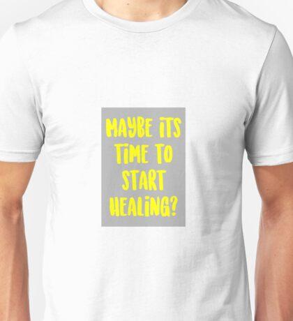 Shake This Feeling - Switchfoot Unisex T-Shirt