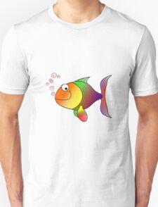 colourful fish Unisex T-Shirt