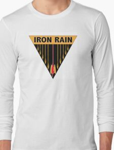 Red Rising Iron Rain Long Sleeve T-Shirt