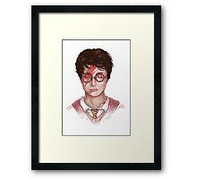 Harry Stardust Framed Print