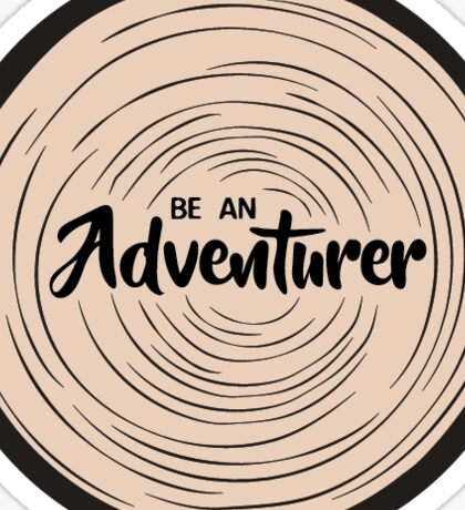 Keep Wild: Adventurer Sticker