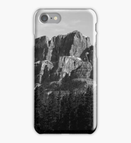 Castle Mountain iPhone Case/Skin