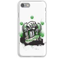 REVOLUTION-XBOX-MULTI iPhone Case/Skin