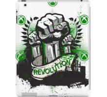 REVOLUTION-XBOX-MULTI iPad Case/Skin