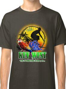 Key West Surf Paradise Classic T-Shirt