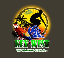 Key West Surf Paradise Unisex T-Shirt