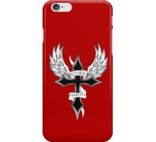 Cure Diabetes Cross iPhone Case/Skin