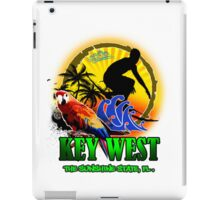 Summer In Key West iPad Case/Skin