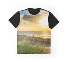 Through The Dunes Graphic T-Shirt