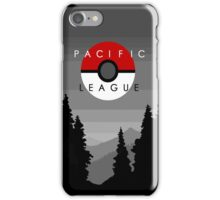 Pacific League Pokemon Trainer iPhone Case/Skin