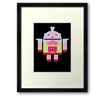 mobile unit Framed Print