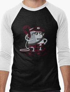 Whistle While You Work Men's Baseball ¾ T-Shirt