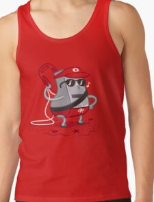 Whistle While You Work Tank Top