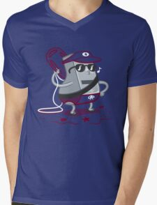 Whistle While You Work Mens V-Neck T-Shirt