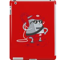 Whistle While You Work iPad Case/Skin