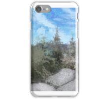 Desert Mountain iPhone Case/Skin