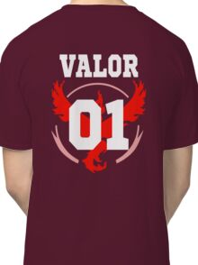 TEAM VALOR - Jersey Classic T-Shirt