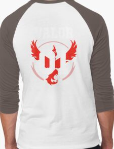 TEAM VALOR - Jersey Men's Baseball ¾ T-Shirt